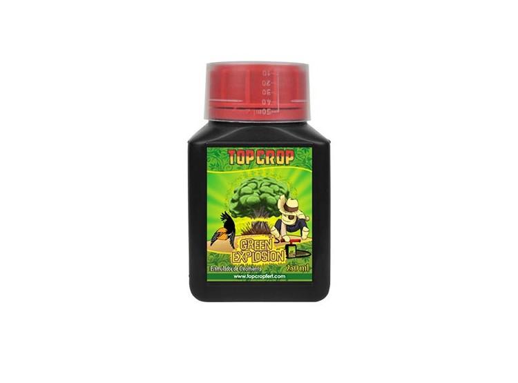Top Crop Green Explosion 250 ML para cultivo indoor